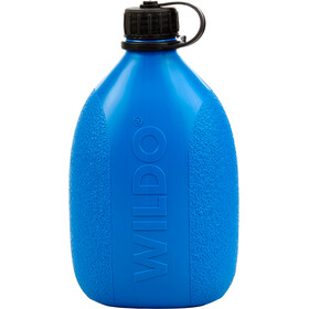 Wildo Hiker Drinkfles 700ml blauw